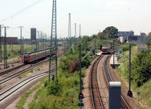 Schienenverkehr in Heidelberg | Foto: Radosław Drożdżewski (CC BY-SA 3.0)