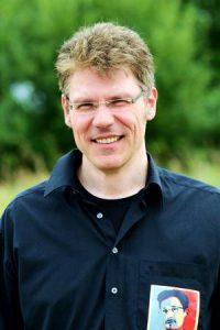 Stefan Körner | 1. Vorsitzender der Piratenpartei Deutschland