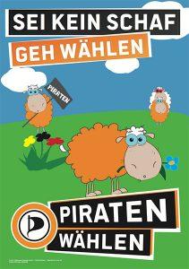 SH-BTW13-Plakat_Schafe